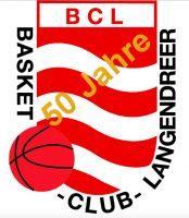 Das Logo des BC Langendreer mit der Zusatzaufschrift 50 Jahre.