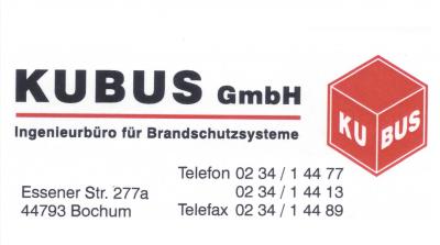 Kubus GmbH Bochum