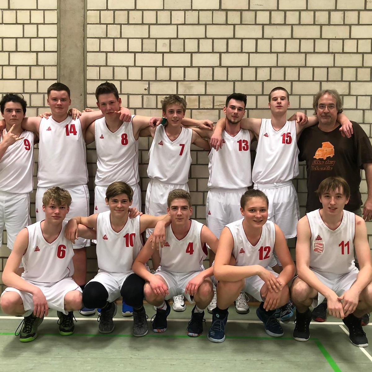 U16-1: Ungeschlagener Meister in der Landesliga